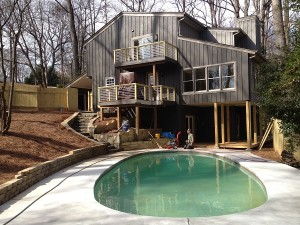 Deck and Patio Renovation in Atlanta and Savannah