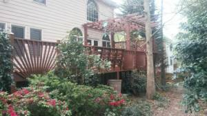 Decks and Patios in Savannah Atlanta