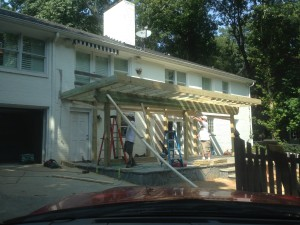 Deck Renovation and Repair in Atlanta and Savannah